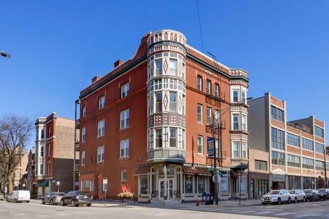 1170 W Armitage Avenue 3W, Chicago, IL 60614 (MLS #11062796) :: Carolyn and Hillary Homes