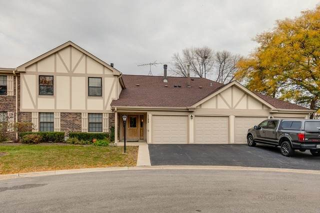 1132 Hawthorne Court D2, Wheeling, IL 60090 (MLS #11063151) :: Helen Oliveri Real Estate