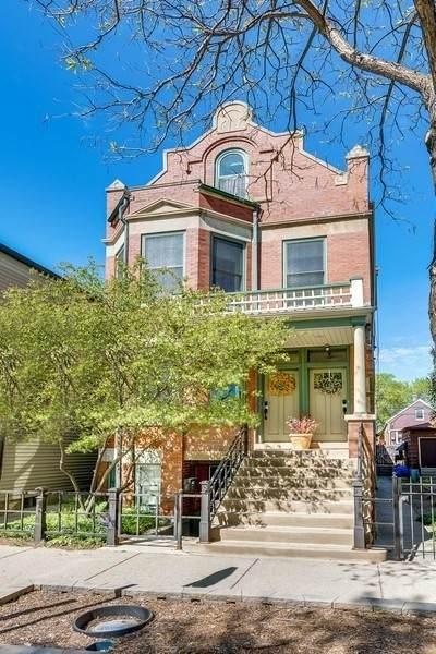 2200 N Leavitt Street, Chicago, IL 60647 (MLS #11064411) :: Touchstone Group