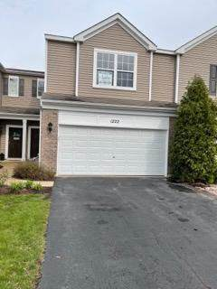 1222 Courtland Circle #1222, Plainfield, IL 60586 (MLS #11065861) :: Carolyn and Hillary Homes