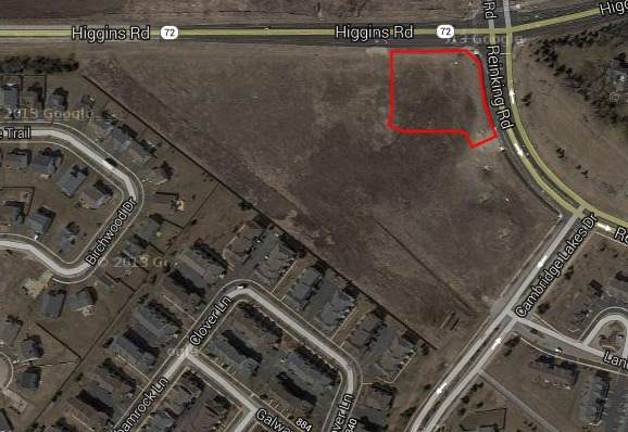 Rt 72 Reinking Road Highway, Pingree Grove, IL 60140 (MLS #11065919) :: BN Homes Group