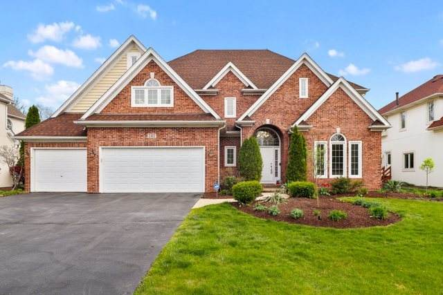2411 Shaker Court, Naperville, IL 60564 (MLS #11066301) :: Helen Oliveri Real Estate
