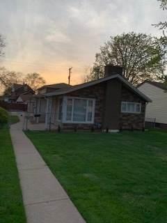 12744 S Throop Street, Calumet Park, IL 60827 (MLS #11067925) :: Ryan Dallas Real Estate