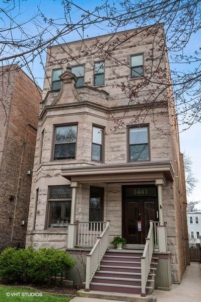 1441 W Berwyn Avenue #1, Chicago, IL 60640 (MLS #11068236) :: The Spaniak Team