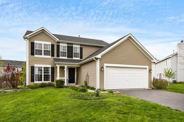 1301 Sommer Lane, Minooka, IL 60447 (MLS #11069238) :: Helen Oliveri Real Estate