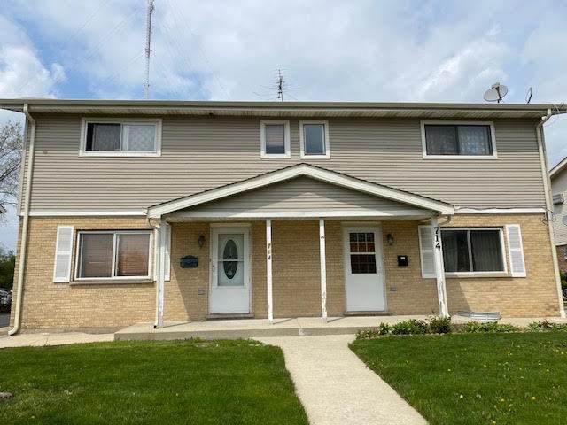 714 W Diversey Avenue B, Addison, IL 60101 (MLS #11071205) :: BN Homes Group