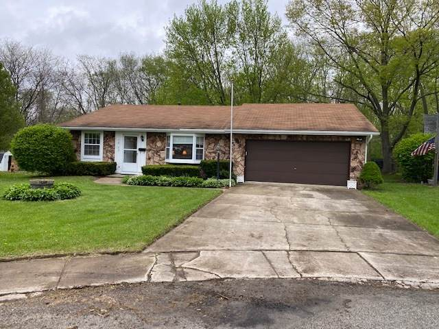 1023 Sunset Ridge, Danville, IL 61832 (MLS #11071914) :: Helen Oliveri Real Estate