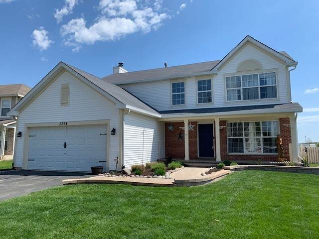 2294 Rosemary Court, Montgomery, IL 60538 (MLS #11073176) :: Helen Oliveri Real Estate