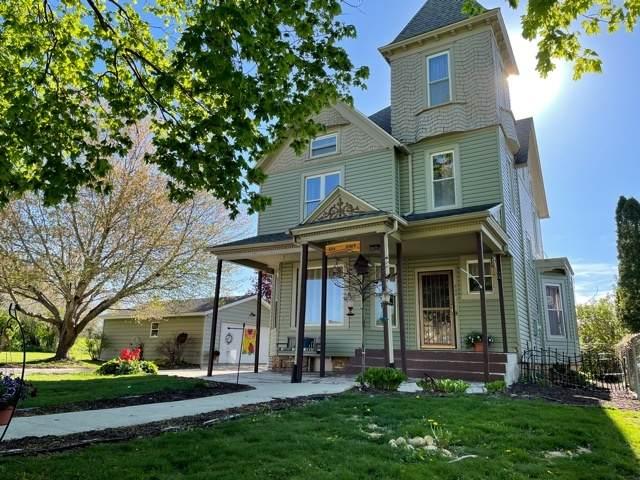 604 Main Street, Leaf River, IL 61047 (MLS #11074854) :: Ani Real Estate