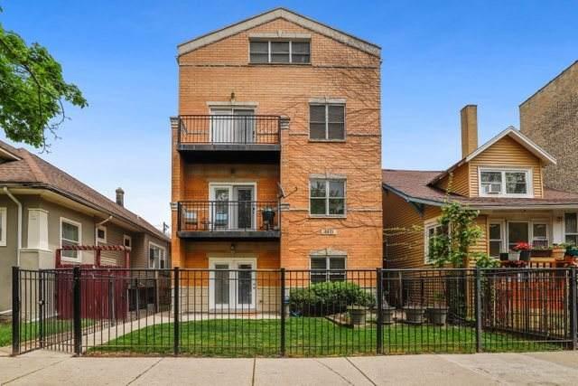 4835 N Springfield Avenue 1E, Chicago, IL 60625 (MLS #11074956) :: Helen Oliveri Real Estate