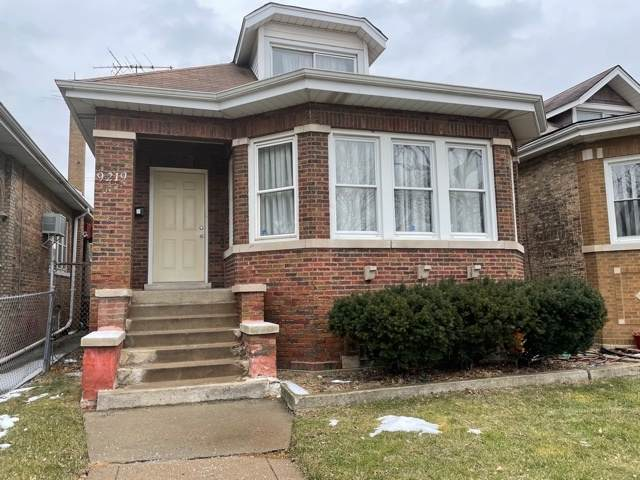9219 S May Street, Chicago, IL 60620 (MLS #11075171) :: BN Homes Group