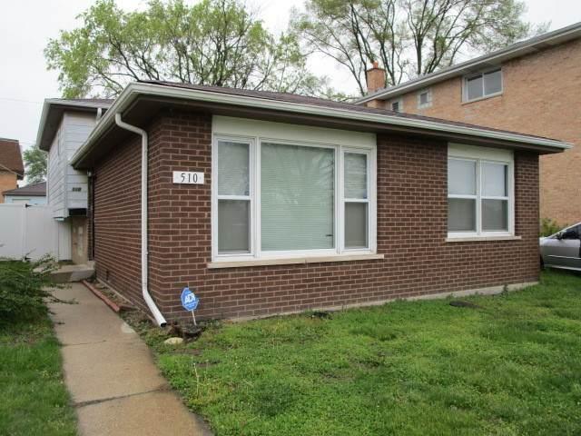 510 Jeffery Avenue, Calumet City, IL 60409 (MLS #11075513) :: Littlefield Group