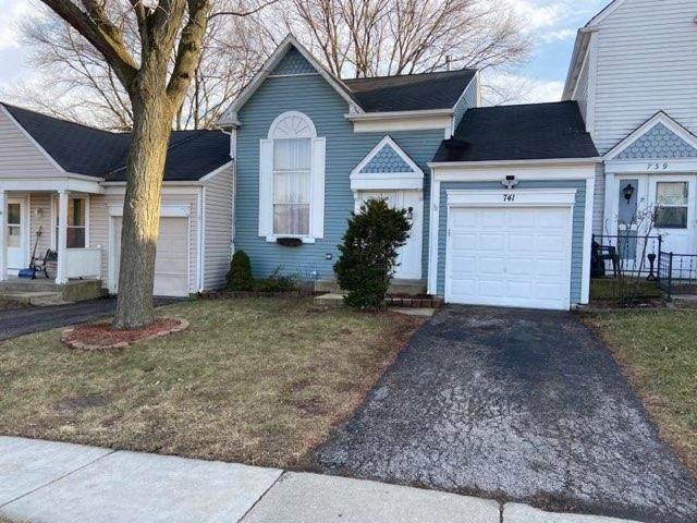 741 Marilyn Avenue, Glendale Heights, IL 60139 (MLS #11076851) :: Littlefield Group
