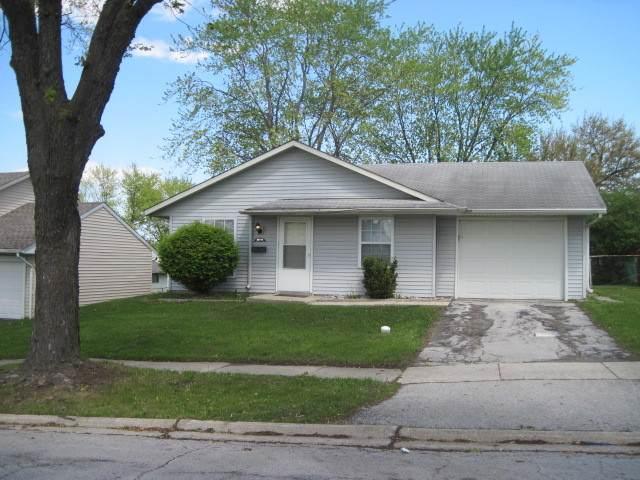 22111 Hawthorne Way, Richton Park, IL 60471 (MLS #11077015) :: Littlefield Group