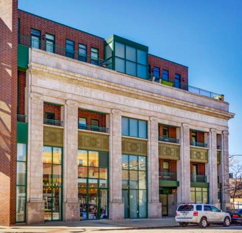 1623 W Melrose Street #304, Chicago, IL 60657 (MLS #11077588) :: BN Homes Group