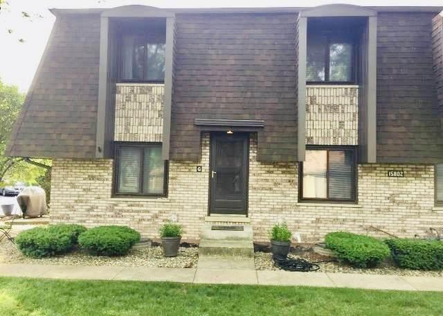 15802 Laramie Avenue G, Oak Forest, IL 60452 (MLS #11077634) :: Helen Oliveri Real Estate