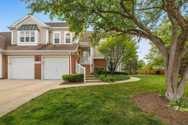 1035 Brentwood Circle, Buffalo Grove, IL 60089 (MLS #11078608) :: Helen Oliveri Real Estate