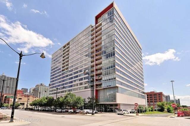 659 W Randolph Street #912, Chicago, IL 60661 (MLS #11078782) :: Helen Oliveri Real Estate