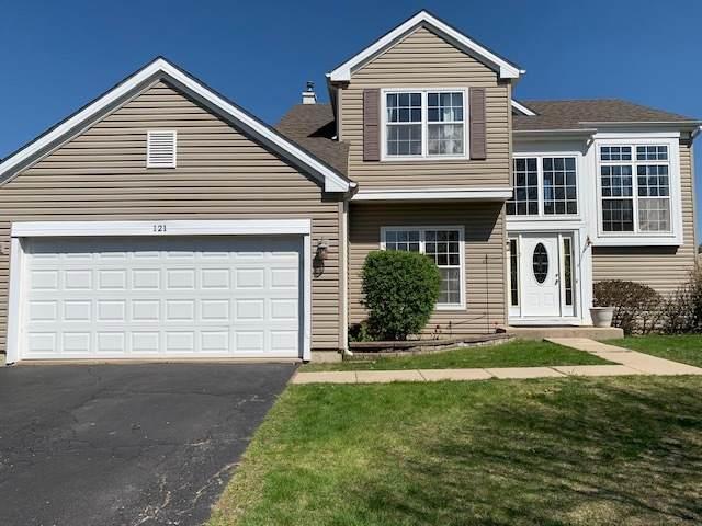 121 Troutman Drive, Bartlett, IL 60103 (MLS #11079043) :: Suburban Life Realty