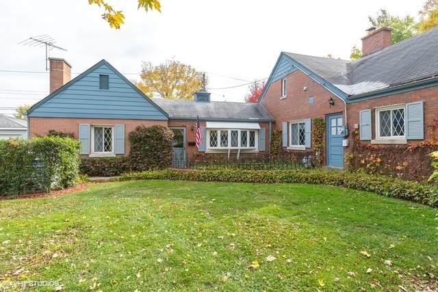 147 N Wolf Road, Des Plaines, IL 60016 (MLS #11079109) :: Helen Oliveri Real Estate