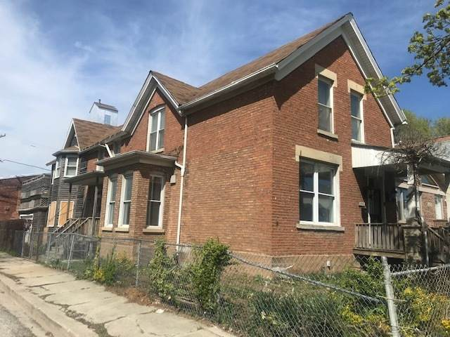 4422 S Emerald Avenue, Chicago, IL 60609 (MLS #11079166) :: Carolyn and Hillary Homes