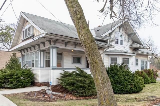 111 E Palatine Road, Palatine, IL 60067 (MLS #11079187) :: Helen Oliveri Real Estate