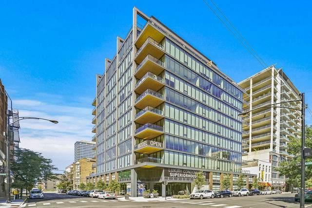 366 W Superior Street #302, Chicago, IL 60654 (MLS #11079207) :: Helen Oliveri Real Estate