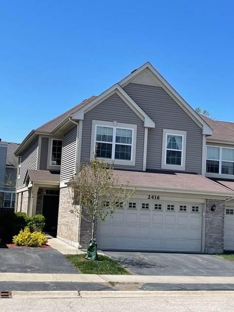 2416 Birch Street, Des Plaines, IL 60018 (MLS #11079213) :: Helen Oliveri Real Estate