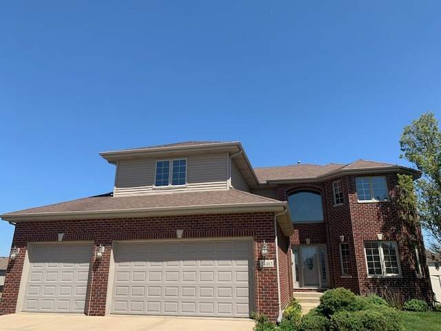 24463 Newport Drive, Crete, IL 60417 (MLS #11080500) :: Carolyn and Hillary Homes