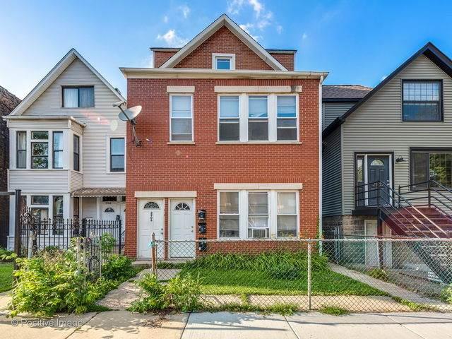 2906 W Mclean Avenue, Chicago, IL 60647 (MLS #11080586) :: Littlefield Group