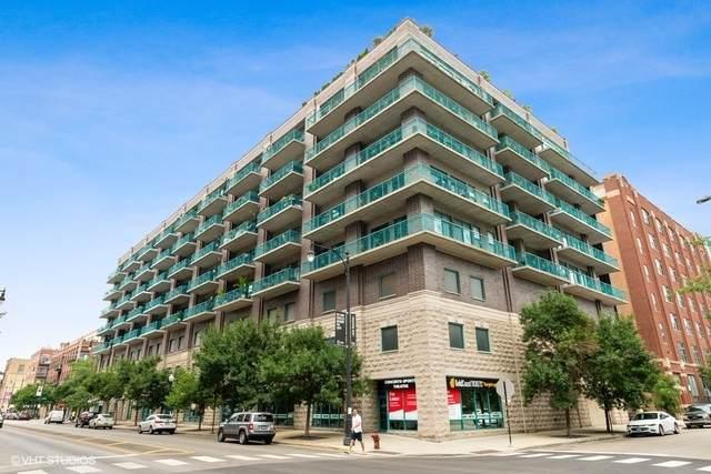 920 W Madison Street 901W, Chicago, IL 60607 (MLS #11080657) :: John Lyons Real Estate