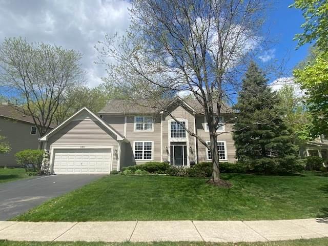 386 Old Walnut Circle, Gurnee, IL 60031 (MLS #11080838) :: O'Neil Property Group
