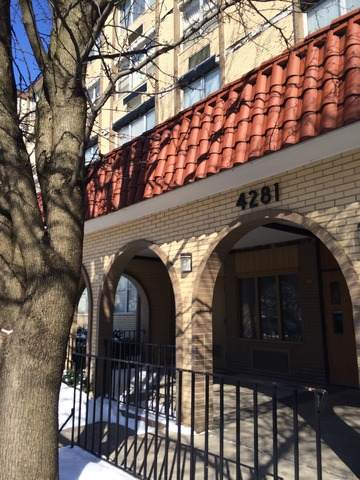 4281 W 76th Street #207, Chicago, IL 60652 (MLS #11081177) :: Littlefield Group
