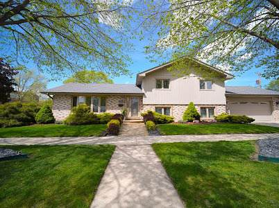9347 S 55th Court, Oak Lawn, IL 60453 (MLS #11082369) :: Helen Oliveri Real Estate