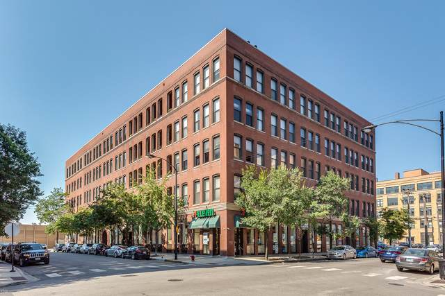 400 S Green Street #306, Chicago, IL 60607 (MLS #11083371) :: John Lyons Real Estate