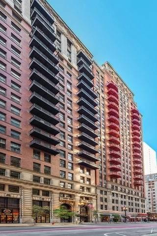 212 W Washington Street #1002, Chicago, IL 60606 (MLS #11083479) :: John Lyons Real Estate