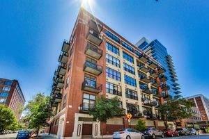 843 W Adams Street #407, Chicago, IL 60607 (MLS #11083500) :: Littlefield Group