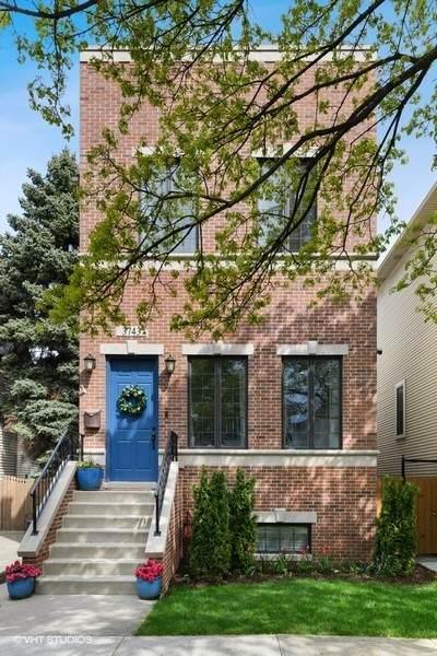 3743 N Ridgeway Avenue, Chicago, IL 60618 (MLS #11083967) :: Helen Oliveri Real Estate
