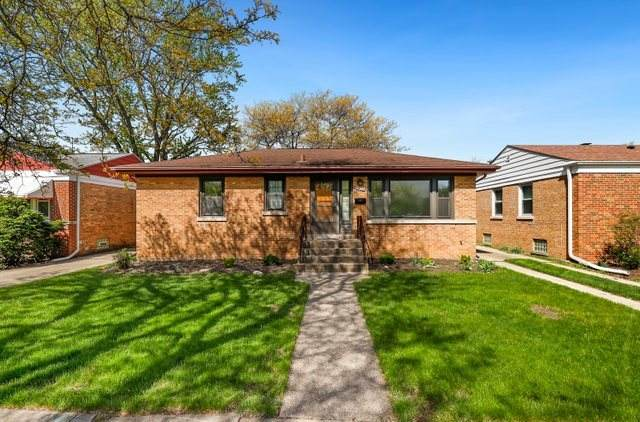 5932 N Oriole Avenue, Chicago, IL 60631 (MLS #11085424) :: BN Homes Group