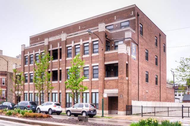 2730 N Ashland Avenue #206, Chicago, IL 60614 (MLS #11085792) :: Lewke Partners