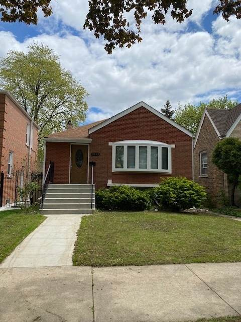 2853 N Major Avenue, Chicago, IL 60634 (MLS #11086970) :: Littlefield Group
