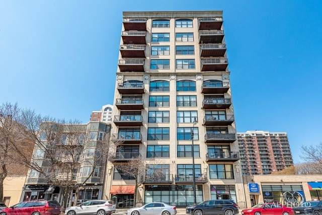 1516 S Wabash Avenue #801, Chicago, IL 60605 (MLS #11087416) :: Ryan Dallas Real Estate