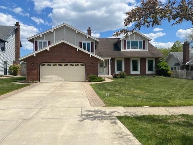 5185 Barcroft Drive, Hoffman Estates, IL 60010 (MLS #11087454) :: Helen Oliveri Real Estate