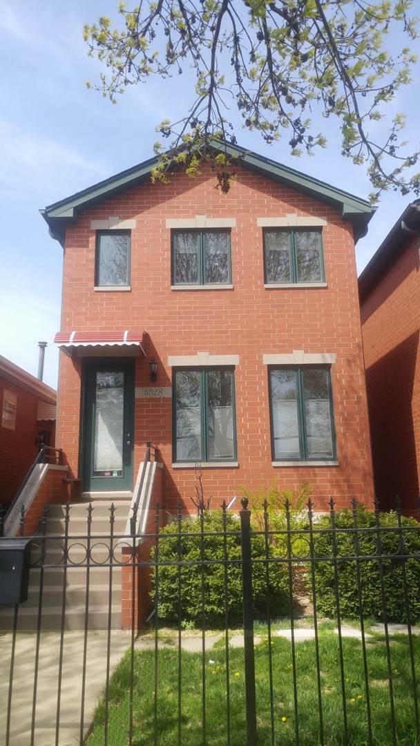 3328 S Justine Street, Chicago, IL 60608 (MLS #11087613) :: Ryan Dallas Real Estate