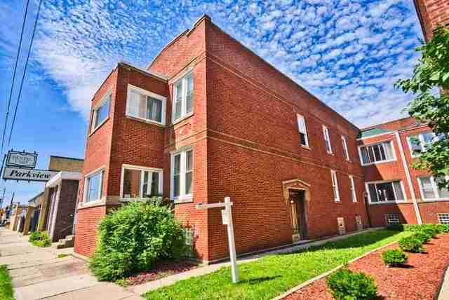 4028 N Central Avenue 1W, Chicago, IL 60634 (MLS #11087872) :: Helen Oliveri Real Estate