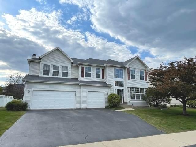 214 Blue Heron Way, Bartlett, IL 60103 (MLS #11087978) :: Ryan Dallas Real Estate
