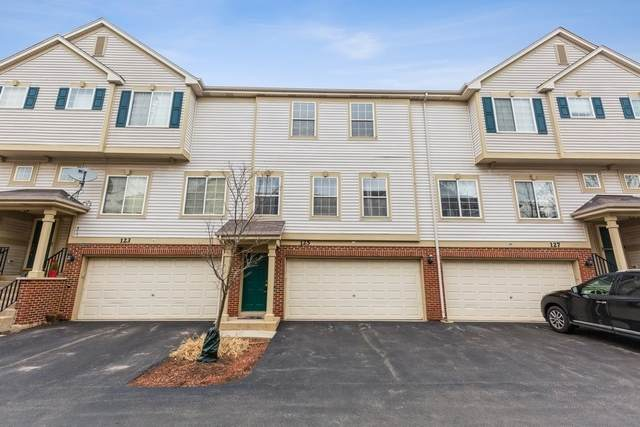 125 Monarch Drive #125, Streamwood, IL 60107 (MLS #11088144) :: Littlefield Group