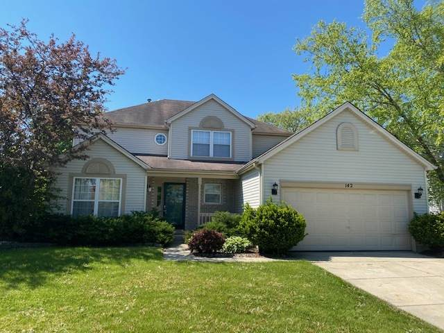 142 Wedgeport Circle, Romeoville, IL 60446 (MLS #11088472) :: Angela Walker Homes Real Estate Group
