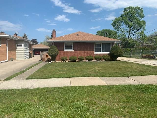 709 N Lincoln Avenue, Park Ridge, IL 60068 (MLS #11088473) :: Helen Oliveri Real Estate