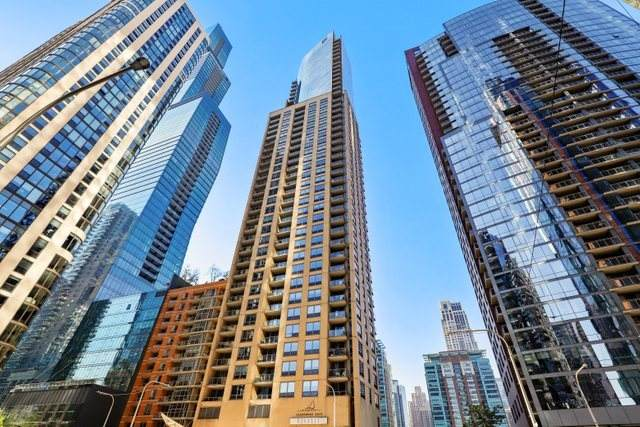 420 E Waterside Drive #1712, Chicago, IL 60601 (MLS #11088612) :: O'Neil Property Group
